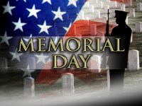Happy Memorial Day!!